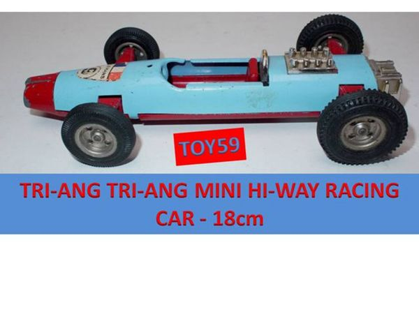 TRI-ANG TRI-ANG MINI HI-WAY RACING CAR - 18cm 35 Mons-en-Barœul (59)