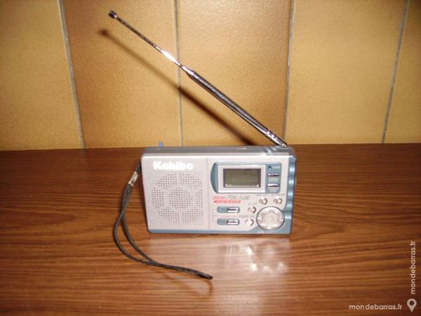 MINI RADIO « Kchibo » 4 Dammarie-les-Lys (77)