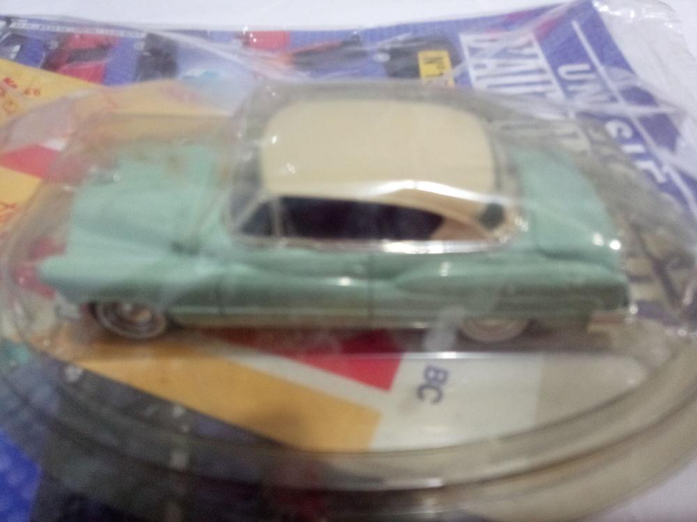 Miniature Buick Cabriolet 1950 - Un siècle d'automobile 12 Kervignac (56)
