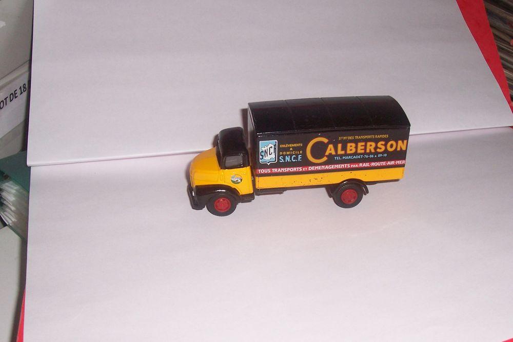 miniature camion LEYLAND COMET-CALBERSON 1/72emeCORGI-ALTAYA 7 Saint-Chamond (42)