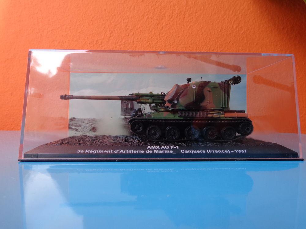 Miniature char d'assaut 8 Montmagny (95)