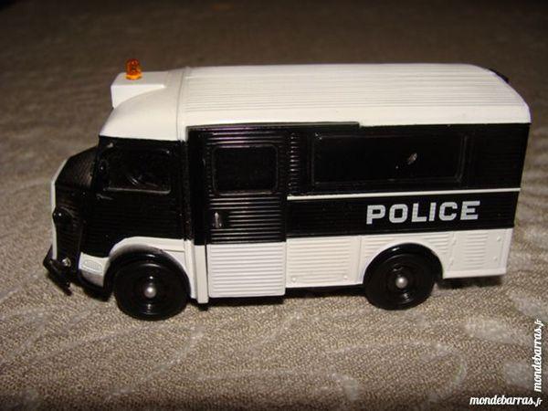 miniature CITROEN HY POLICE NOREV 8 Nancy (54)