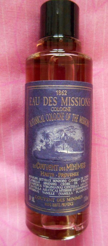 Miniature Eau des missions Cologne 30ml  5 Villejuif (94)