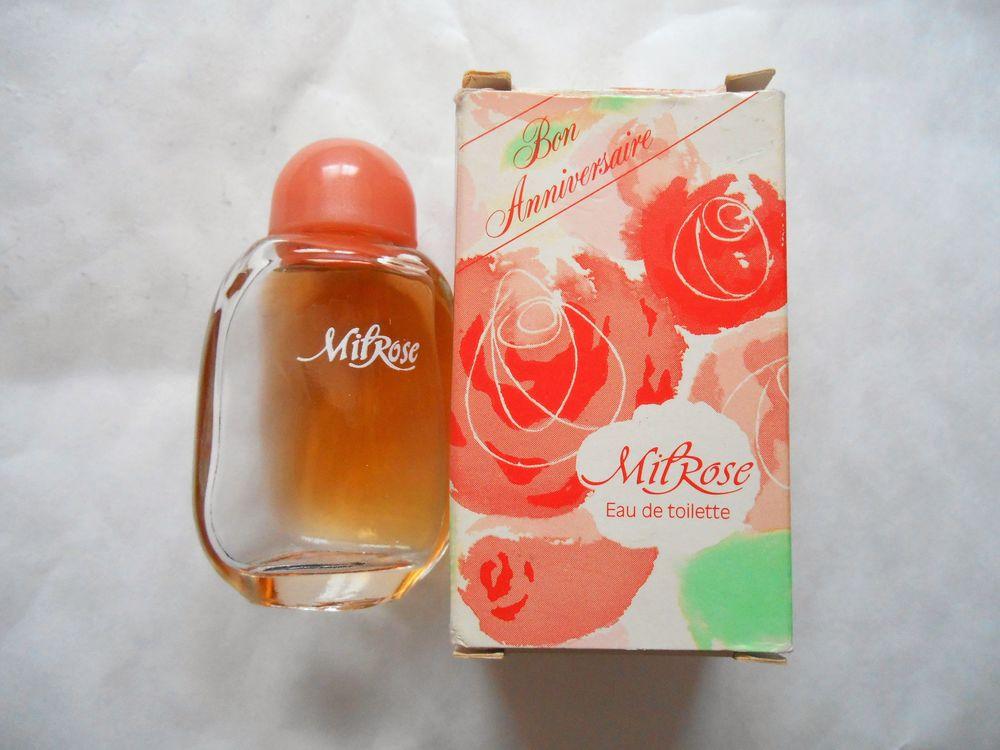 Miniature de parfum Milrose EDT Yves Rocher  4 Villejuif (94)