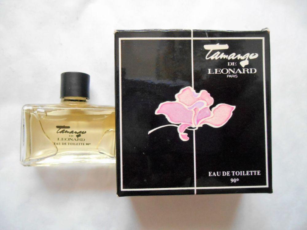 Miniature de parfum Tamamgo de Léonard  8 Villejuif (94)