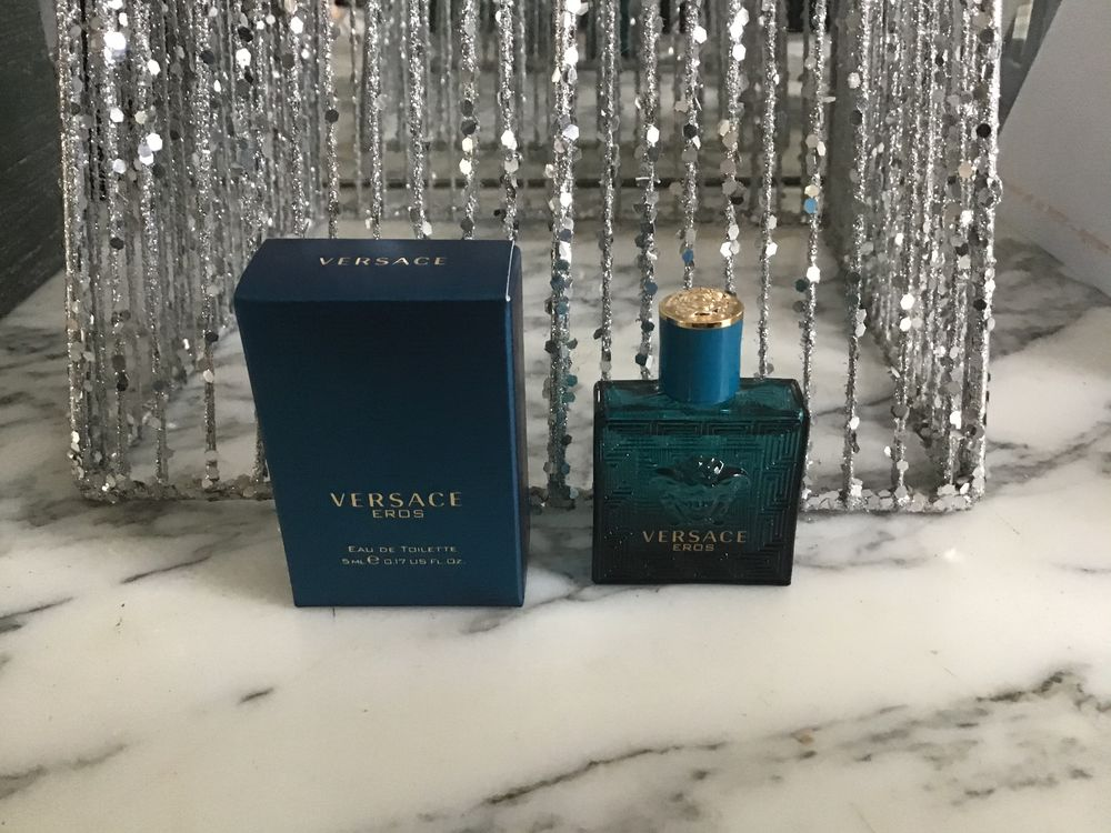 Miniature parfum Versace  7 Lille (59)