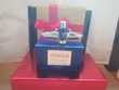 Miniature de parfum 'Voyageur' de Jean Patou, avec boite.