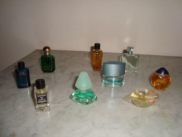 miniature de parfum 50 Auzeville-Tolosane (31)