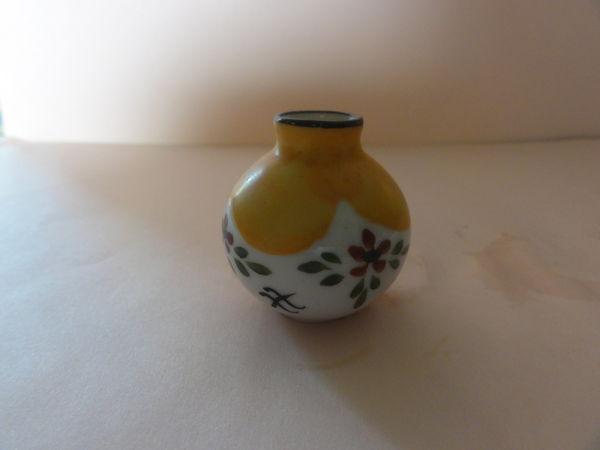 miniature de récipient à parfun ou autre très ancienne  18 Nanterre (92)