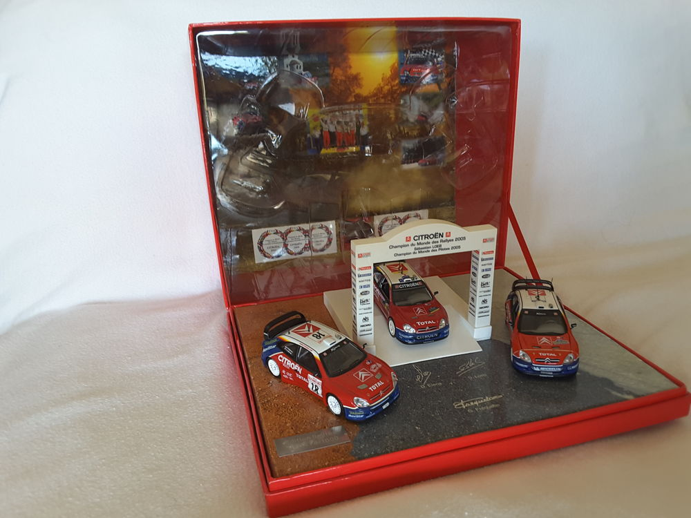Miniature 1/43 ème 60 Bron (69)
