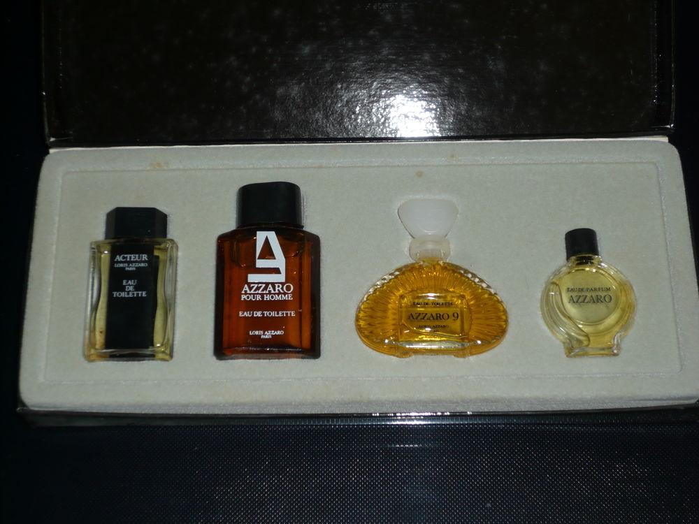 Miniatures Azzaro en coffret  15 Toulon (83)