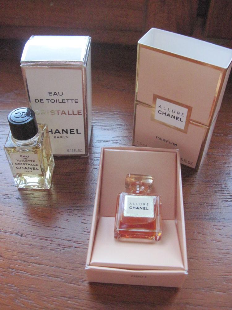 2 miniatures parfum CHANEL 5 Saint-Dizier-l'Évêque (90)