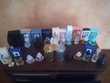 Lot de 22 Miniatures de parfum DALI pleines. Montceau-les-Mines (71)