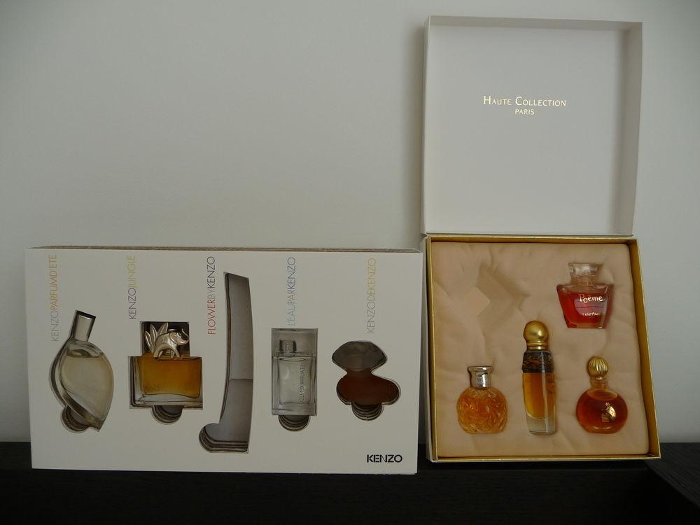 miniatures de parfum jamais ouvertes frais envoi inclus 25 Teyran (34)