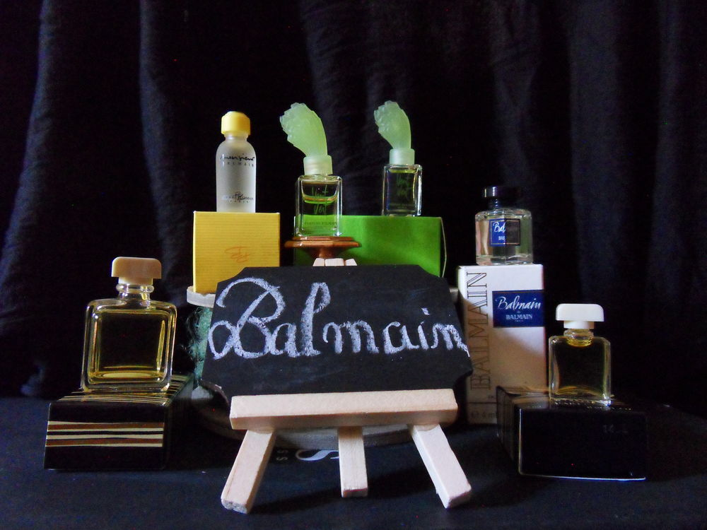 Miniatures de parfum 6 Montceau-les-Mines (71)