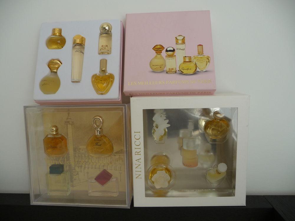 miniatures de parfums jamais ouvertes frais envoi inclus 20 Teyran (34)