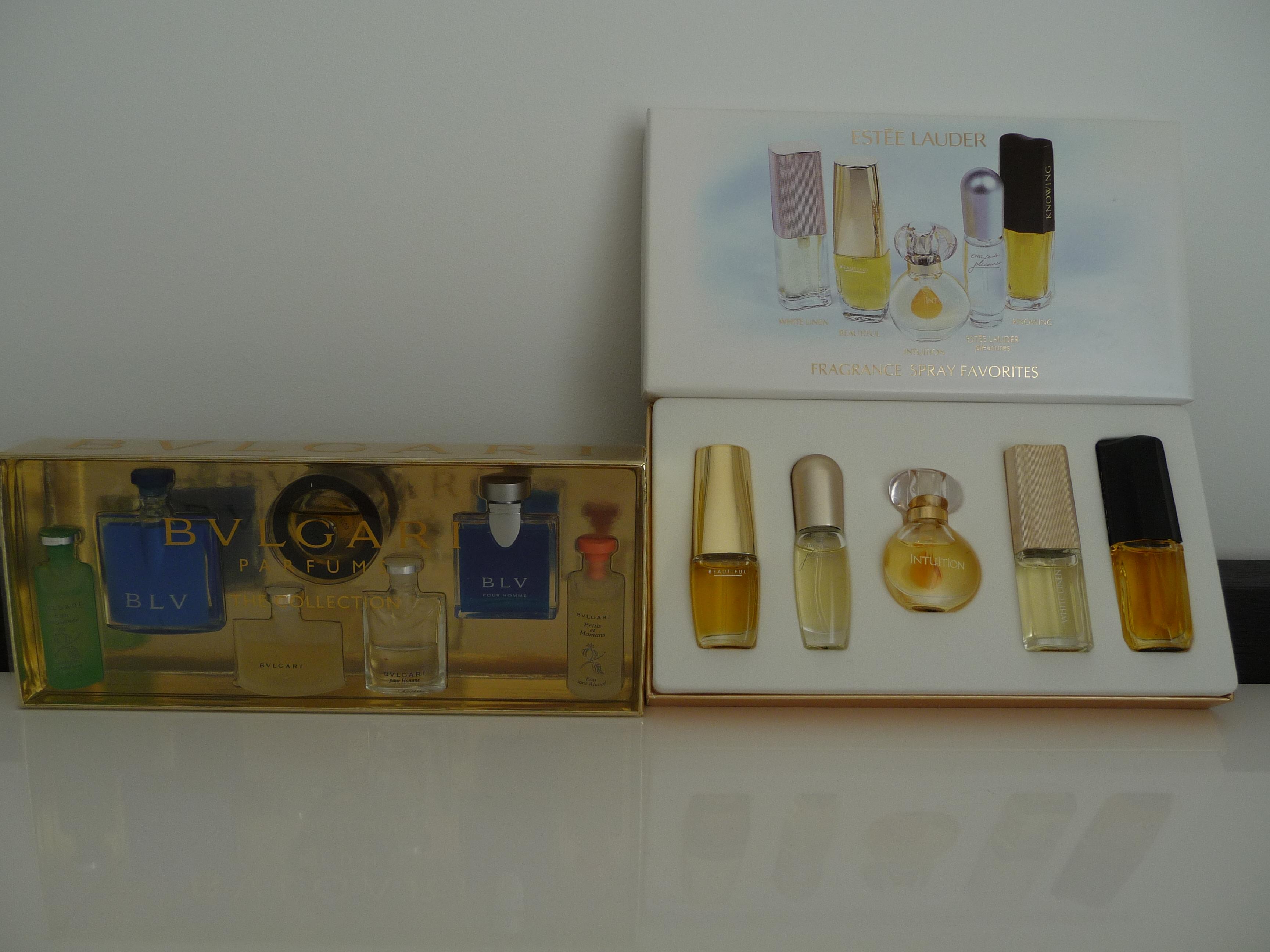 Miniatures de parfums jamais ouvertes frais envois inclus 20 Teyran (34)