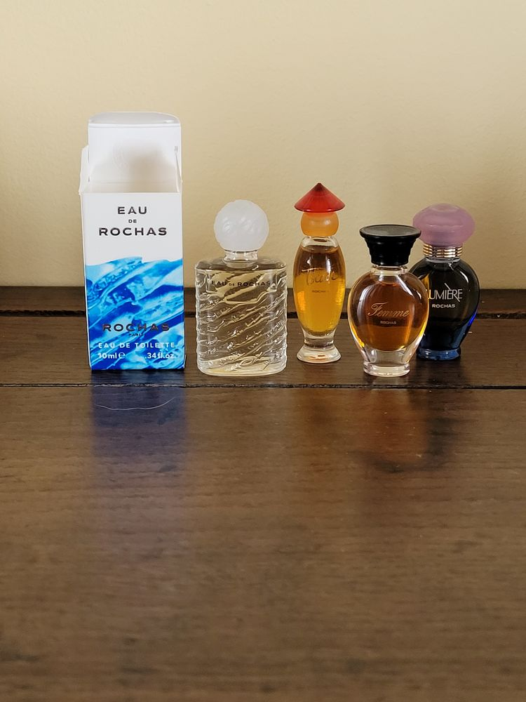 Miniatures de parfums Rochas  10 Melun (77)