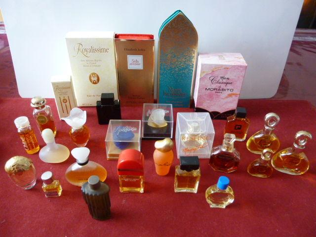Miniatures de parfums 5 Saint-Léonard (62)