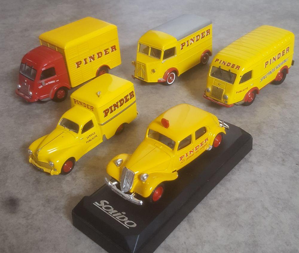 5 Miniatures 1/43 Pinder 0 Sens (89)