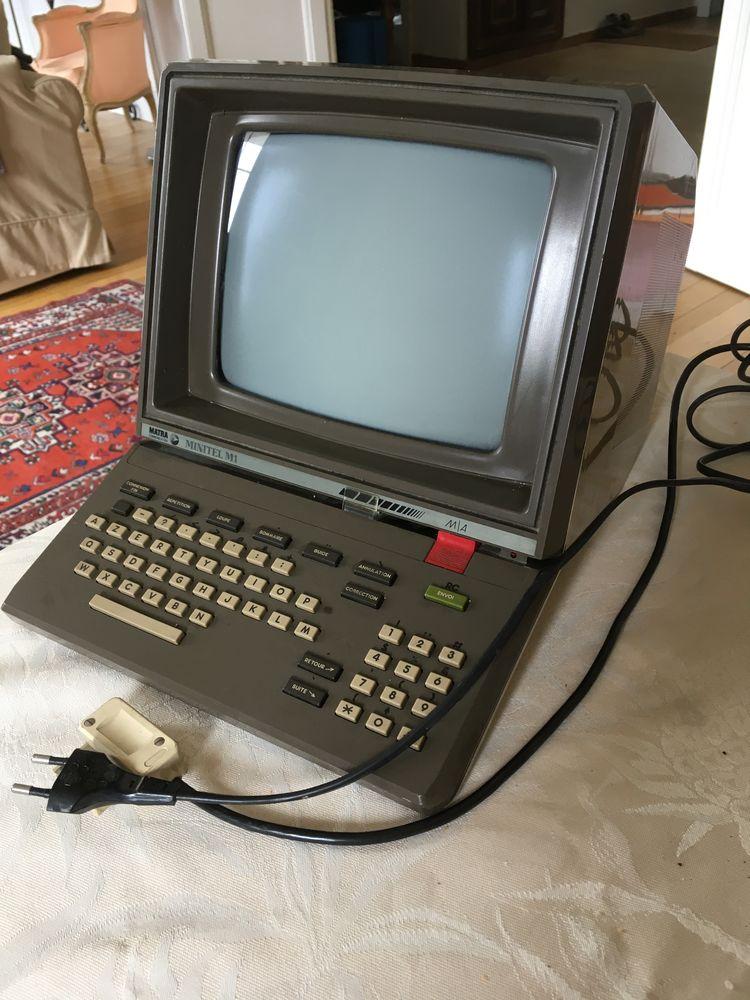 Minitel Matra 722 079V Matériel informatique