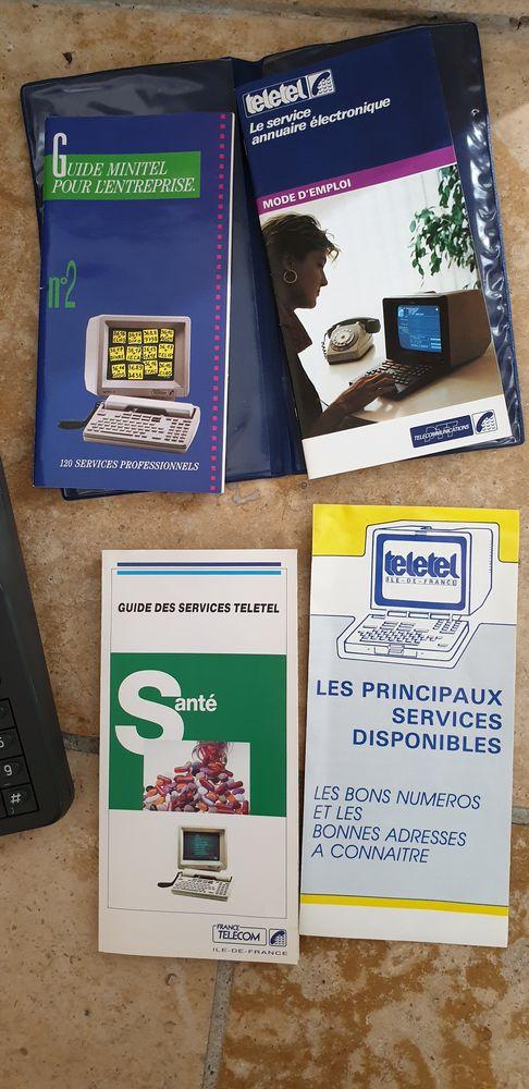 minitel et téléphone 0 Saint-Ouen (93)