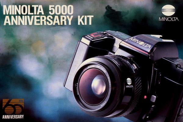 Minolta 5000 Anniversary- Kit 25 Alfortville (94)