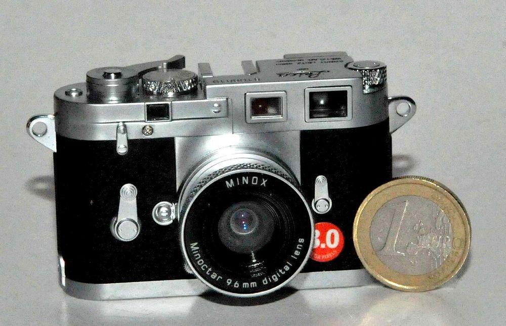 MINOX/LEICA  M3 (Numérique-Miniature ) 150 Biarritz (64)