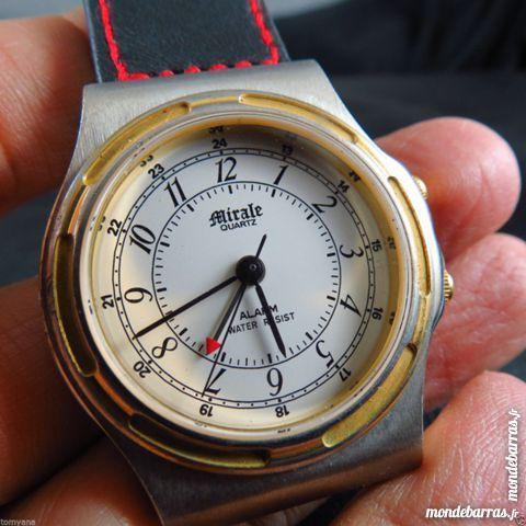 MIRALE LOUDLY ALARM montre analogique ANA0023 90 Metz (57)