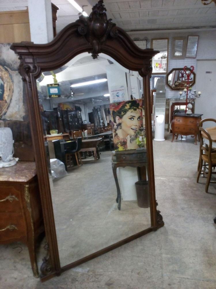 Miroir ancien 1m35 X 2m15 550 Toulouse (31)