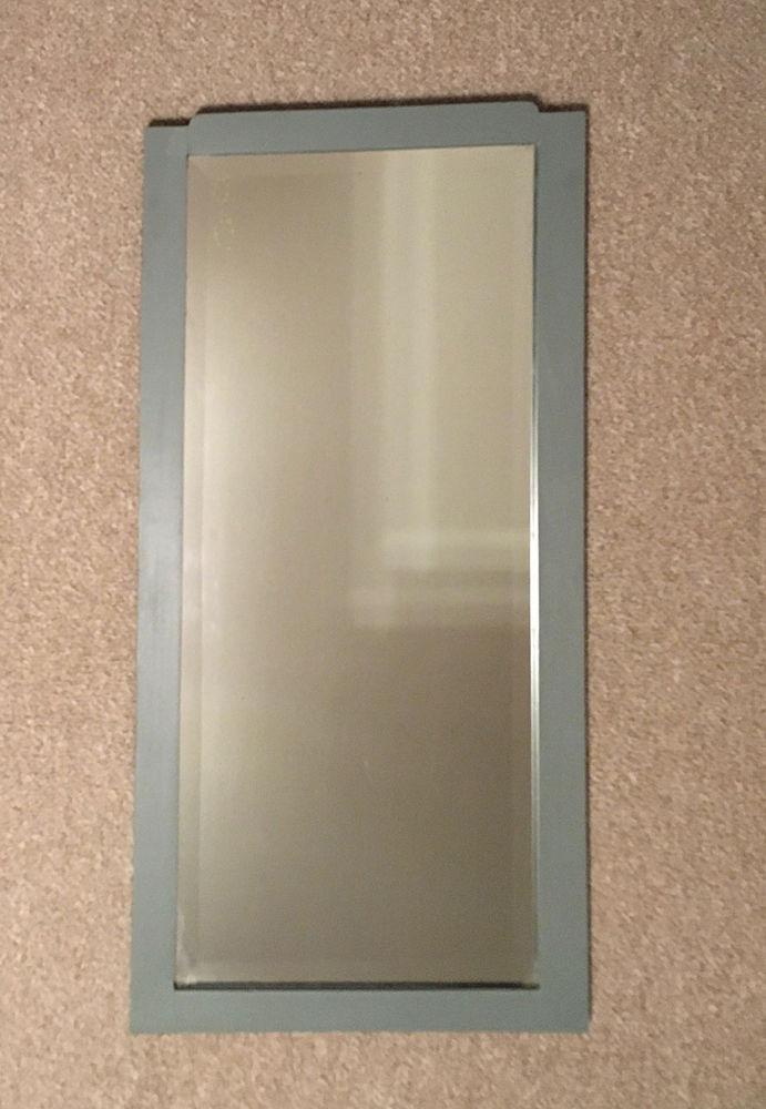 Miroir ancien biseauté 65 Thionville (57)