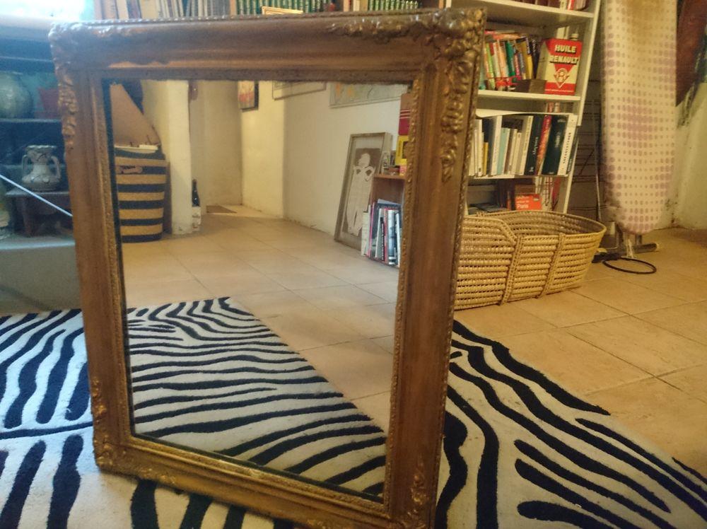 miroir ancien (dimension 68 x 56 cm) 80 Houilles (78)