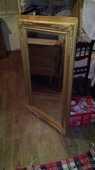 Miroir ancien mouluré 250 Lannemezan (65)