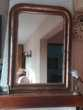 miroir ancien  style Louis Philippe Tremblay-en-France (93)