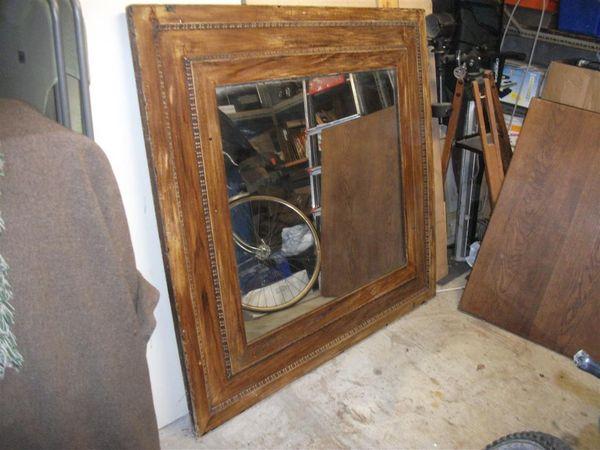 Achetez miroir ancien vends occasion annonce vente for Miroir ancien occasion