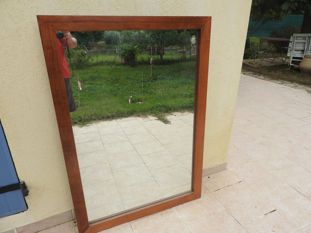 miroirs en bois occasion annonces achat et vente de miroirs en bois paruvendu mondebarras. Black Bedroom Furniture Sets. Home Design Ideas