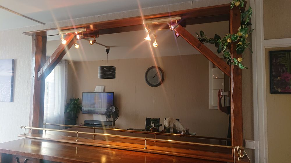 Miroir avec eclairage 70 Creil (60)