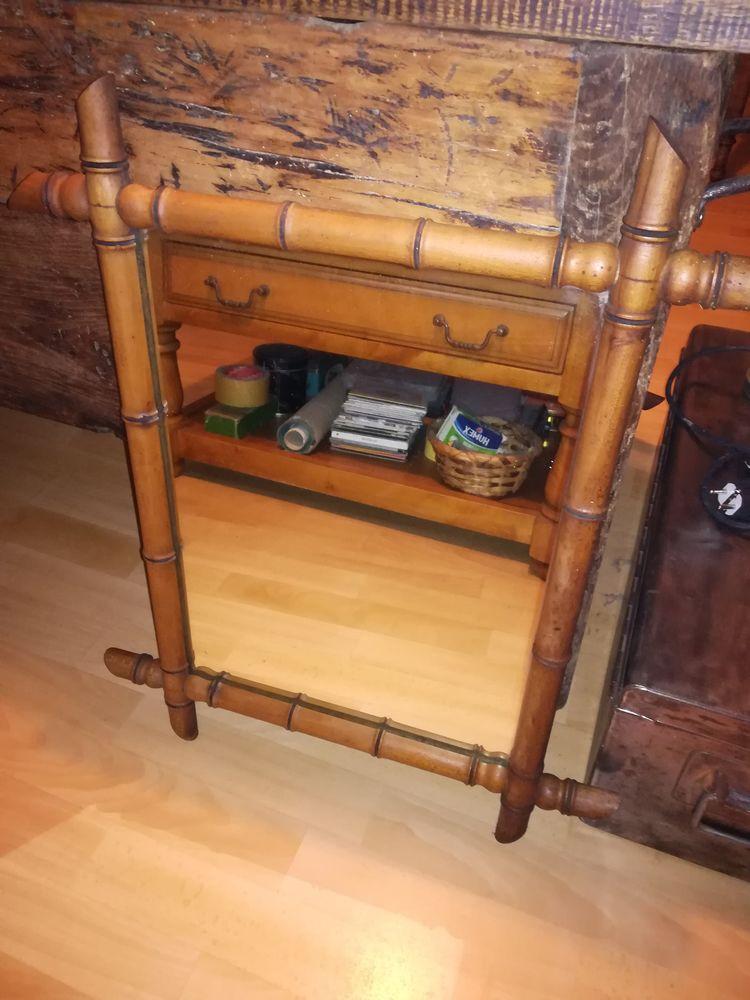 Miroir bambou anciens  40 Landouge (87)
