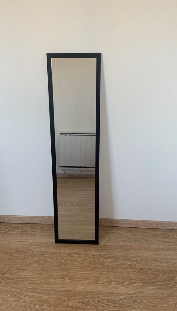 Miroir en bois noir 20 Saint-Chéron (91)