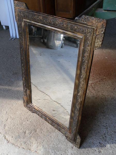Achetez miroir bois peint occasion, annonce vente à