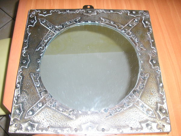 Miroir cadre métallique 10 Betton (35)