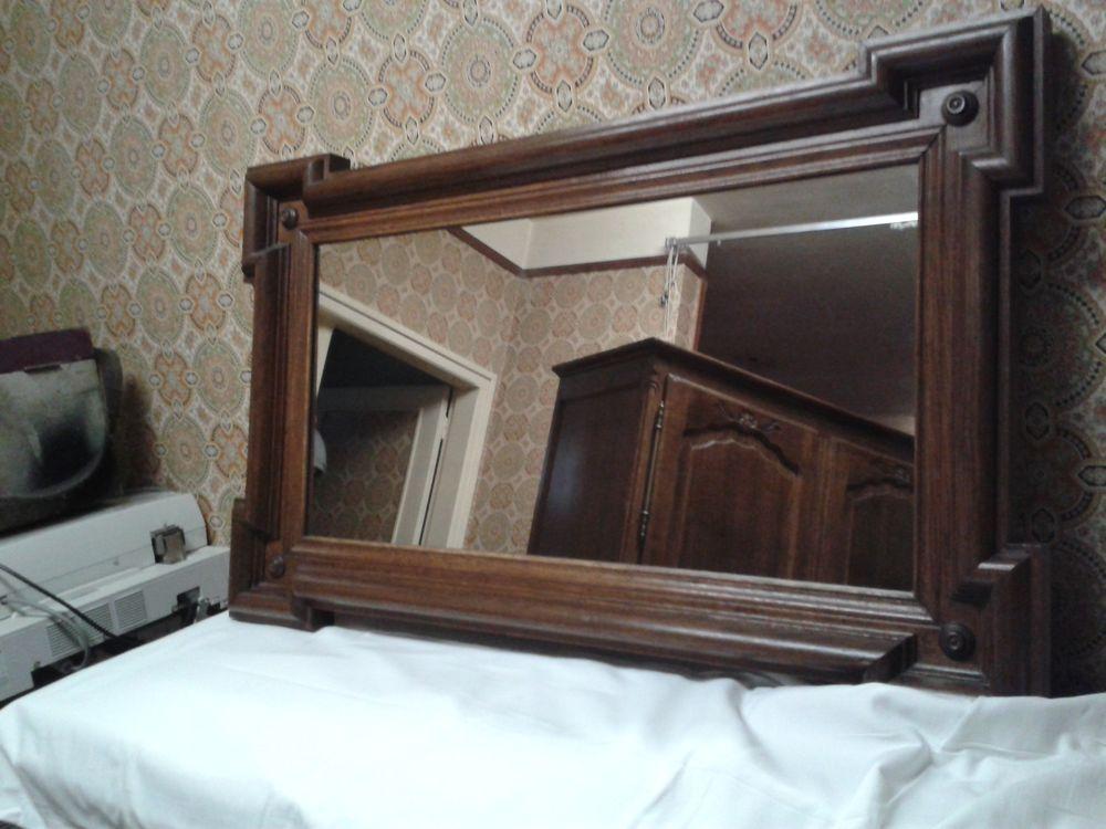 Miroir en chêne massif 0 Deuil-la-Barre (95)