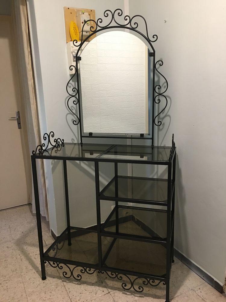 Miroir + console en fer forgé 150 Beaucaire (30)