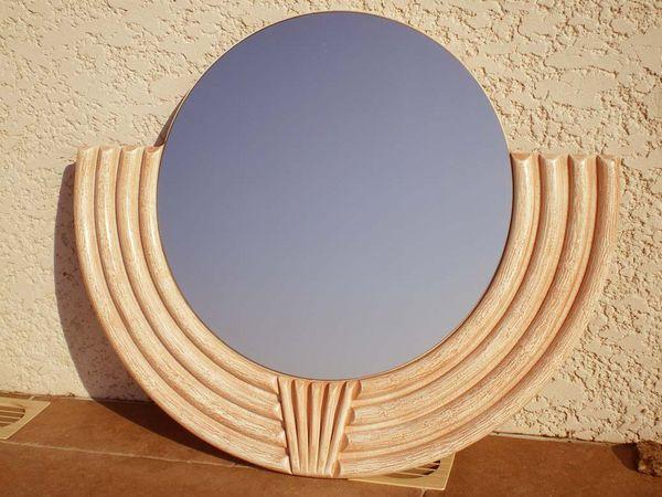 Miroir design contemporain ideal entree deco 33 Messery (74)