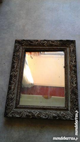 Miroir encadré  ancien 30 Menton (06)