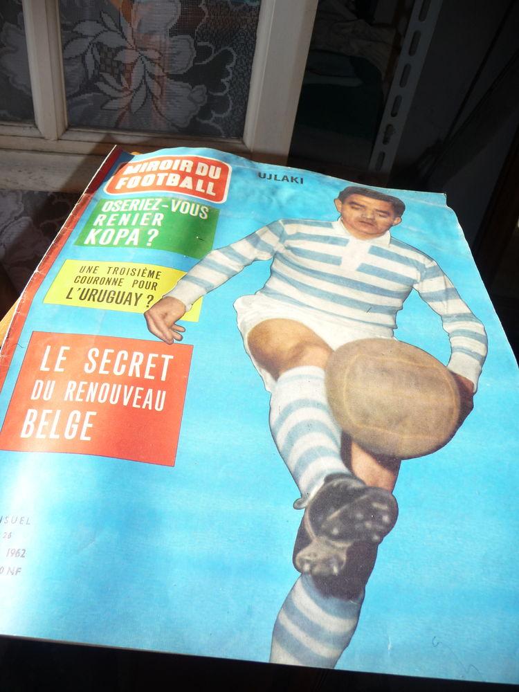 Miroir du Foot - Ujlaki - 3 Saint-Quentin-sur-Nohain (58)
