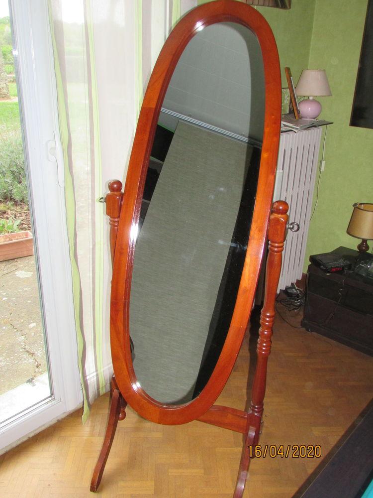 miroir sur pied/psyché 60 Neuvy (03)