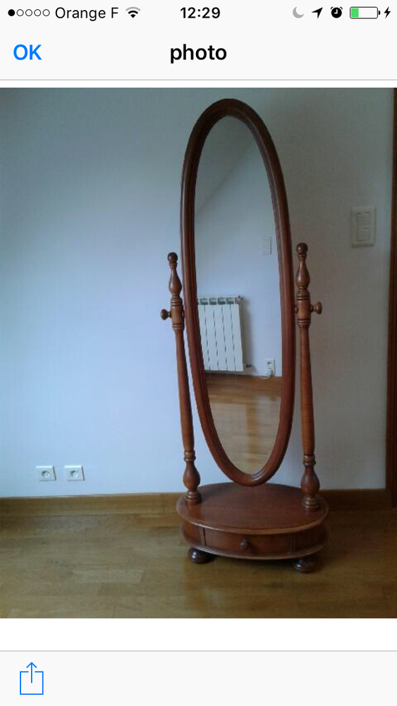Miroir bois flotte pas cher maison design for Miroir bois pas cher
