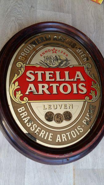 Miroir publicitaire STELLA ARTOIS 15 Châteaugiron (35)