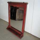 Miroir rectangulaire à poser ou à suspendre 63x84cm 45 Paris 15 (75)
